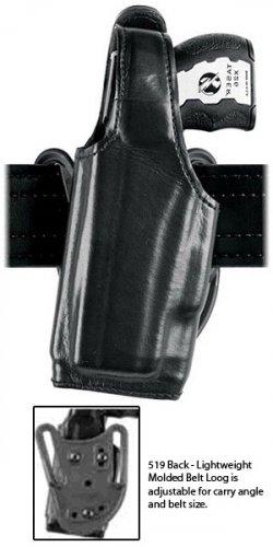 Safariland: Model 519 TASER Duty Holster, Molded Belt Loop, Thumb-Break