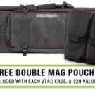 "5.11 36"" Gun Case (MP4) w/ FREE Double Mag Pouch"