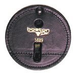 Round Full Swivel Clip On Badge Holder with VELCRO® Closure