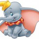 2 Inch Dumbo The Elephant Vinyl Decal Stickers Yeti Hardhat Cellphone Tablet Laptop