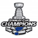 3 Inch St Louis Blues 2019 Stanley Cup Champions Vinyl Decal Cellphone Hardhat Yeti Laptop 00007