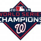 4 Inch Washington Nationals 2019 World Series Champions Vinyl Decal Car Truck Window Yeti Laptop