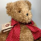 Boyds Bears Howard McBeansley Plush Teddy RARE QVC Exclusive Chenille Bear 19""