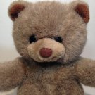Russ Sugar Bear Plush Stuffed Animal Brown Soft Teddy K-29 Korea No. 353 - 12""