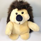"Fiesta Hedgehog Plush Brown Tan Stuffed Animal Toy 9"" Sri Lanka Hedge Hog"