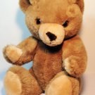 Princess Soft Toy Teddy Bear Plush Brown Jointed Swivel Stuffed Animal 15""