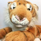 Westcliff Collection Wildlife Bengal Tiger LARGE Plush Cat Stuffed Toy 21""