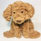 JellyCat Fuddlewuddle Puppy Dog Plush Brown Stuffed Animal Toy Medium 15""