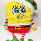Spongebob Squarepants Talking Plush Macys Holiday 2014 Stuffed Yellow Toy 18""