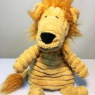 Jellycat Cordy Roy Lion Plush RARE Brown Corduroy Stuffed Animal Jungle Cat 10""