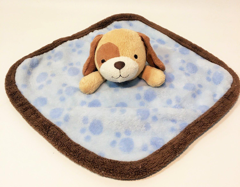 Koala Baby Animal Friends Security Blanket Blue Puppy Dog Plush Blankie Lovey