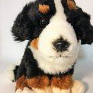 "Webkinz Signature Bernese Mountain Dog Plush Stuffed Animal Toy NO CODE 15"""