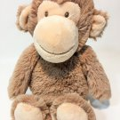 Carters Musical Monkey Plush Baby Toy Music Key Windup You Are My Sunshine Brown