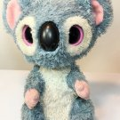 "Ty Beanie Boos Kooky Koala Bear 2009 Stuffed Plush Boo Australia Pink eyes 6"""