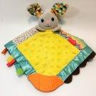 Infantino Go GaGa Bunny Rabbit Security Blanket Plush Stuffed Animal Lovey