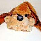 Vintage Applause Hound Dog Corey Knickerbocker Plush Toy 1982 Korea K-7 Puppy
