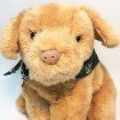 "Gund Labrador Retriever Plush Dog Eddie Bauer 1993 Stuffed Animal Soft Toy 15"""