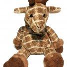 "Russ Gumbo Giraffe Plush Bean Bag Brown 4096 Stuffed Animal 10"" Beanie Toy"