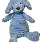 Jellycat Blue Cordy Corduroy I Am Small Puppy Dog Plush Toy Stuffed Animal 9""