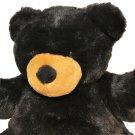 "RARE Tb Trading Black Bear JUMBO Plush Teddy HUGE Stuffed Animal BIG Doll 34"""