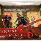 Vampire Hunter D Dark Horse Comics Deluxe PVC Set of 3 Figures NEW in BOX!!