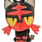 Pokemon Poke Litten Plush Standard Doll Stuffed Animal Soft Toy NEW TAG 7in