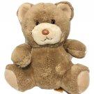 "24K Polar Puffs Teddy Bear JETHRO Stuffed Animal Plush Special Effects Korea 10"""