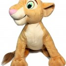 "Disney Lion King NALA Plush Large Jumbo Stuffed Animal Doll 17"" Hasbro 2002"