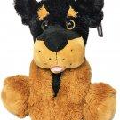 "Kellytoy Rottweiler Puppy Dog Plush RARE Doberman Stuffed Animal Plush NWT 14"""