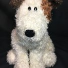 "RARE HTF Gund SKEETER Plush Puppy Dog Terrier LARGE 24"" Shaggy Stuffed Animal"