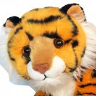 Ty Classic Bengal Tiger Pinstripes Plush Cat Stuffed Animal 2005 Laying 12""