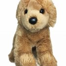Douglas Golden Retriever Labrador Puppy Plush Dog Brown Stuffed Animal 10""