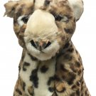 "Classic Aurora Leopard Plush Cheetah Stuffed Animal Spotted Cat 12"""