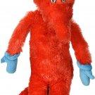 "Dr Seuss Red Fox in Socks Kohls Cares Stuffed Animal Plush Toy 18"""