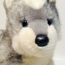 "Douglas Sasha Husky Plush Puppy Dog Siberian Malamute Stuffed Animal 12"""