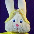 "Bunny Rabbit Stuffed Plush Jumbo Huge Spring Time Easter 32"" Tall w/ Bunny Slips"