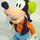 """Disney GOOFY Plush Stuffed Animal Doll Toy Walt Disney World 15"""" Boys Girls"""