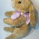 "Commonwealth Bunny Rabbit Plush Stuffed Furry Cottontail JUMBO Animal LARGE 17"""