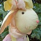 Bunny Rabbit Plush World Bazaar JUMBO 4'ft. Easter Spring Pastel Hanging Floppy