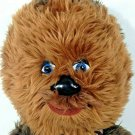 """Star Wars Chewbacca Talking Deluxe Plush Toy Underground Toys 15"""" Stuffed Doll"""