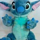 """Disney Blue Stitch Dog Plush Stuffed Animal 16"""" Lilo and Stitch Fame"""