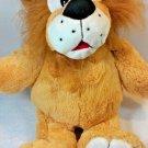 "Kelly Toy Plush Lion Soft Brown Stuffed Animal Jungle Cat 18"""