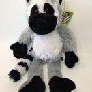 "Petting Zoo Lemur Plush Stuffed Animal Wildlife Collection 17"" Full length"