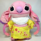 "RARE Lilo & Stitch Pink Kimono Angel UFO Plush Girl Doll Sega Fun Fan Amuse 13"""