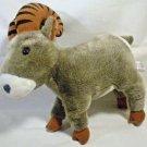"""Plush RAM Sugarloaf Creations Grey Gray Stuffed Animal Toy Sugar Loaf 12"""" Bull"""