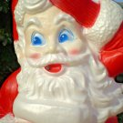 """Blow Mold Santa Claus Union Products 42"""" Lighted Christmas Outdoor Yard Decor"""