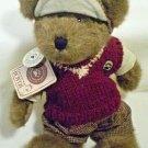 "Boyds Bear TJ Best Dressed Golf Golfer Teddy Putter T. Parfore Style 918339- 10"""