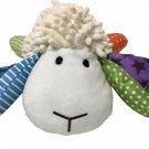 "Wee Believers Louie The Lamb Lil' Prayer Buddy 3 Prayer Plush Stuffed Animal 10"""