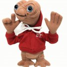 """Universal Studios ET Extra Terrestrial Plush Doll with Red Hoodie Jacket 6"""""""