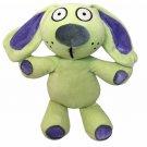 "Yottoy Knuffle Bunny Rabbit Mo Willems Green Plush Stuffed Animal 12"" Soft Toy"